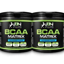 x2 tubs Amino BCAA MATRIX Powder 30 Servings Intra Workout Amino Acids - 300G