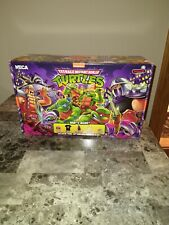 MIB NECA TMNT STERN PINBALL CRATE SHREDDER SEALED WALMART EXCLUSIVE SIZE L 2of5