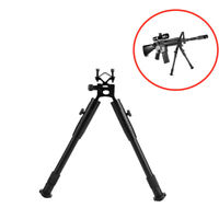 Bipod Shooting Tactical Picatinny Hunting Swivel Rifle Adjustable Stand Mount