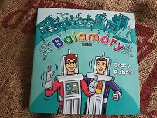 Crazy Robots, Balamory Children's Book