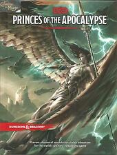 D&D DUNGEONS & DRAGONS 5th - Princes of the Apocalypse VO NEW *RPG*