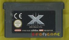 X-MEN III 3 Game Boy Advance Gba Versione Europea »»»»» SOLO CARTUCCIA