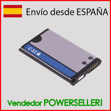 Bateria Blackberry C-S2 8300/8310/8320/8330/8350i/8520/8530/8700 CURVE NUEVA