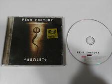 FEAR FACTORY OBSOLETE CD ROADRUNNER RECORDS 1998