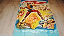 LE VOLEUR DE BAGDAD ! Steve Reeves affiche cinema 1960
