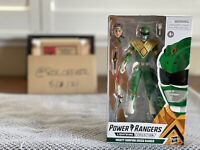 Lightning Collection MMPR Mighty Morphin Green Power Ranger Tommy Action Figure