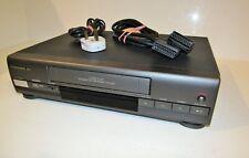 FERGUSON FV-401LV VHS PLAYER VIDEO CASSETTE RECORDER W/O Remote