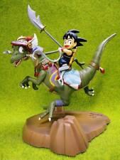 Very Rare!! Dragon Ball Museum Collection #5 Figure Kids Goku Dinosaur Japan DB