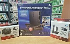 Sony Playstation 3 320G Playstation Move Edition Complete in Box + Extras PS3