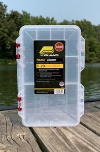 Plano 3600 Series Tackle Box ProLatch Storage Organizer Stowaway NEW (2365002)