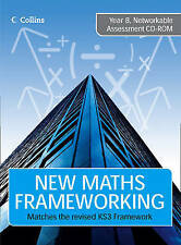 Good, New Maths Frameworking – Year 8 Networkable Assessment CD-Rom, VARIOUS, Bo