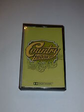 COUNTRY HARMONY - UK 16-track Cassette