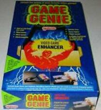 Game genie for the Nes number # 1 in the market with codebook for over 290 games