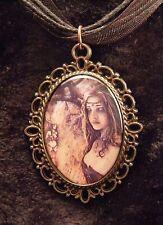 Victoria Frances Witch Burn Necklace, Victoria Frances Necklace