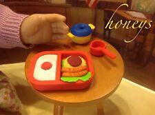 For American Girl Dolls Pretend Play Food MINI SPAGHETTI DINNER  & COOKING WARE