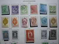 Liechtenstein uralte Nachlaß Teil Sammlung frühe Ausgaben undurchsucht Fundgrube