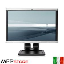 MONITOR PER PC HP LA1905WG LCD WIDESCREEN 19'' Pollici VGA DVI D.PORT RIGENERATO