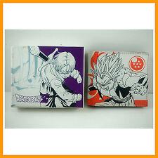 NEW Dragon Ball Z DragonBall Z Bifold Wallet Purse In Box + Charm FREE SHIP