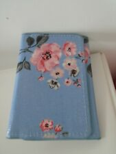 BRAND NEW WITH TAGS CATH KIDSTON BLUE GROVE BUNCH CREDIT CARD / TRAVEL PASS CASE