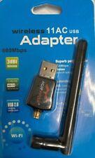 Bury fox 600Mbps Dual Band Wireless 11AC USB Ethernet Adapter