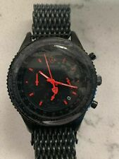 DETOMASO Men's SM1624C- FIRENZE Chronograph Black Face Date. Never Worn