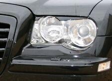 Chrysler 300c / SRT8 eyelids / eyebrows / headlight eyelids
