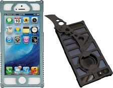 Tacticall TCAP1G Alpha 1 Charcoal Iphone 5 Case W/ Knife & Bottle Opener