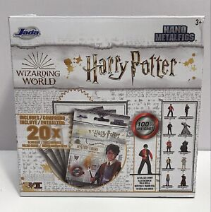 Harry Potter Wizarding World Mystery Bag Mini-figures,20-pack Nano Metalfigs