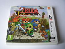 jeu nintendo 3DS the legend of zelda tri force heroes