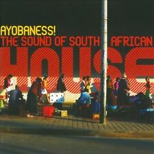 VARIOUS ARTISTS - AYOBANESS! THE SOUND OF SOUTH AFRICAN HOUSE [DIGIPAK] NEW CD
