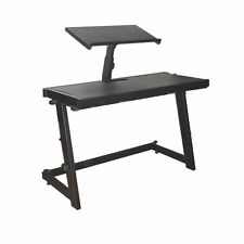 Ibiza DS20 DJ Equipment Tool Supported Steel Deck or Laptop Stand