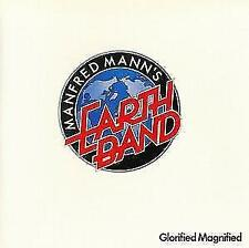 Manfred Manns Earth-glorified magnified CD nuevo