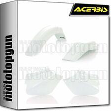ACERBIS 0007573 PLASTICS KIT WEISS HONDA XR 400 R 2002 02 2003 03 2004 04