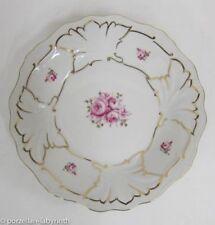 Rosen-Sammel - & Zierteller aus Porzellan mit Teller