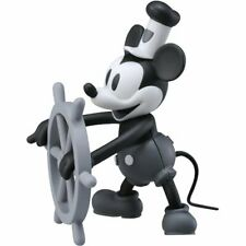 Takara Tomy Disney Metacolle Mini Action Figure Mickey Steamboat Willie