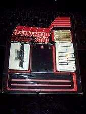RAIN-BOW 300 ARCHERY HUNTING SIGHT & RANGE FINDER POSITIVE ELEVATION WINDAGE CON