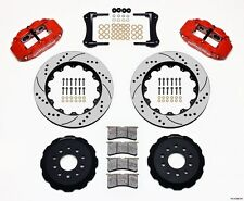 Wilwood Forged Narrow Superlite 6R Big Brake Front Brake Kit,1988-1996 Corvette!