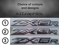 Zx-6r Zx6r Vinilo Calcomanías Stickers gráficos 2014 Kawasaki