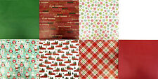 Christmas Tissue Paper Printed & Solid- 120 Sheet
