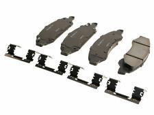 For 2014-2017 Chevrolet Silverado 1500 Brake Pad Set Front AC Delco 82228VW 2015