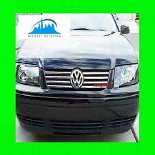 1999-2005 VW VOLKSWAGEN JETTA CHROME GRILLE GRILL TRIM 2000 2001 2002 2003 2004
