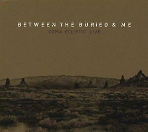 Between The Buried And Me - Coma Ecliptic Live (NEW 2 VINYL LP)
