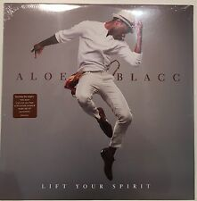 Aloe Blacc - Lift Your Spirit LP [Vinyl New] The Man