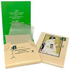 3 X Japanese Premium Oil Blotting Paper 200 Sheets (B), Large 10cm x7cm