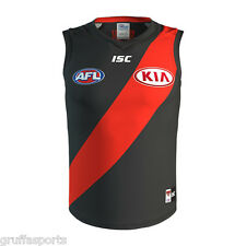 ESSENDON Bombers 2017 AFL ANZAC Guernsey Sizes S-7xl M