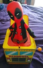 DeadPool Jack In The Box Toy
