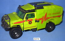 TRANSFORMERS 2007 RATCHET Fire Department Search & Rescue Figure #2