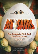 Dinosaurs Complete First and Second S - DVD Region 1