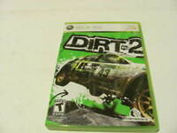 DiRT 2 (Microsoft Xbox 360, 2009) Complete TESTED AUTHENTIC