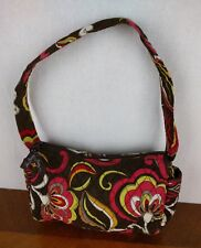 VTG Vera Bradley Purse Handbag Puccini Floral Pretty Beautiful Designer Retired